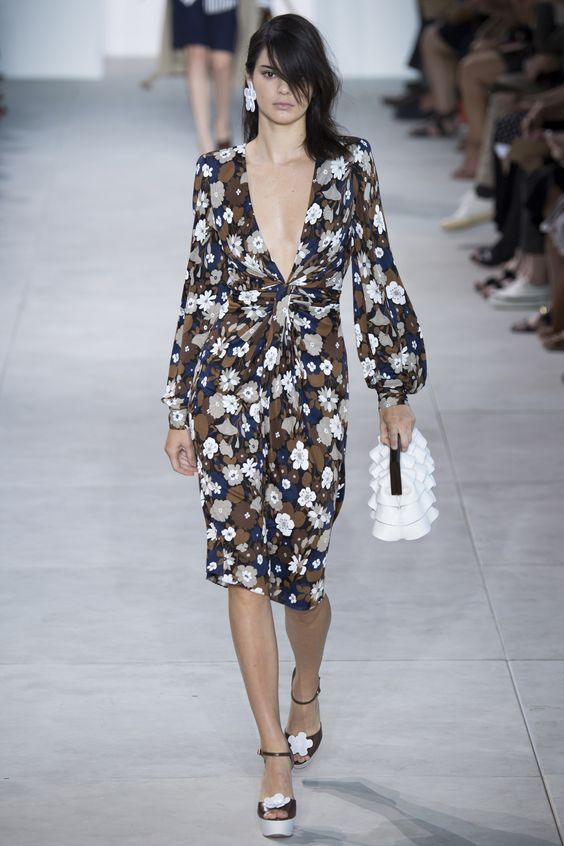 Michael Kors Collection Spring 2017 Ready-to-Wear Fashion Show - Kendall Jenner