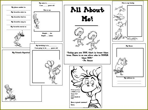 Dr Seuss Worksheets Printables Free Worksheets Library – Dr Suess Worksheets