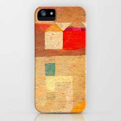 Casitas en España iPhone & iPod Case by Fernando Vieira