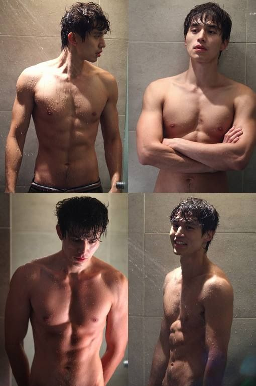 Lee Dong Wook really likes showers #Scent of a Woman