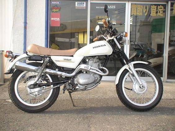 車両情報:ホンダ シルクロード | バイクショップ オアシス | 中古バイク・新車バイク探しはバイクブロス