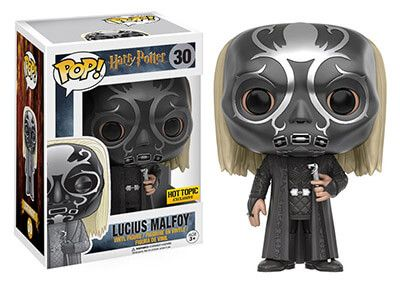 30 Lucius Malfoy Death Eater Mask Funko Pop