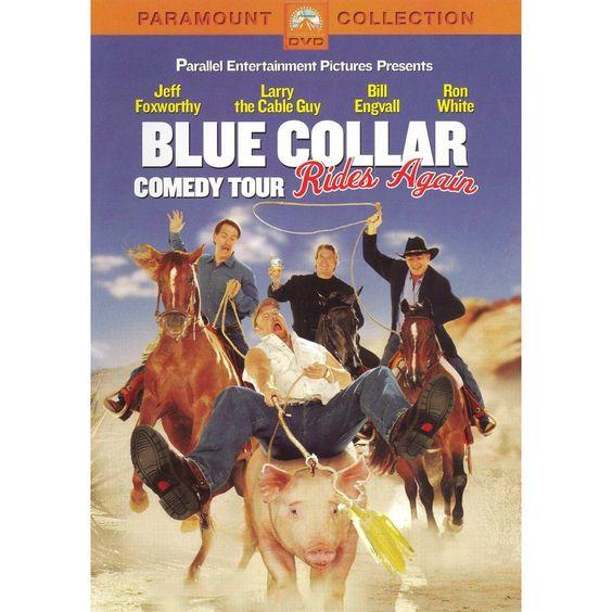 Blue Collar Comedy Tour Rides Again (Paramount Widescreen Collection) (dvd_video)