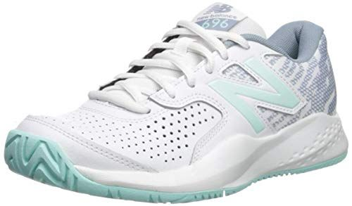 New Balance Women S 696v3 Hard Court Tennis Shoe Shoes Women Clothing Shoes Jewelry