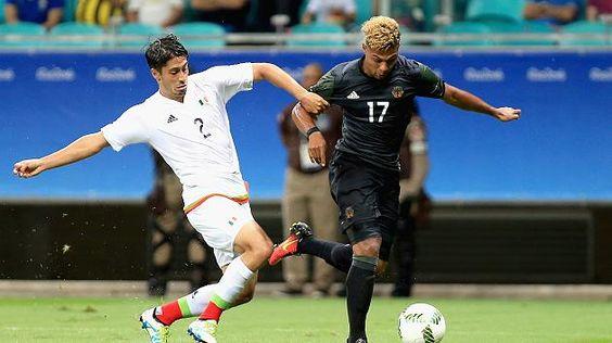 Deutschlands Fußball-Männer starten bei Olympia ihre Mission Gold gegen Mexiko
