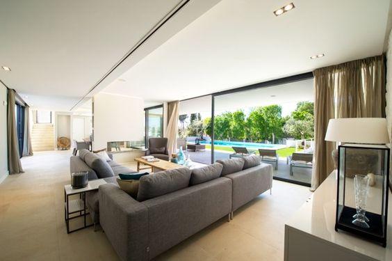 Villa Marbesa 39: Iluminación, control y audio-video