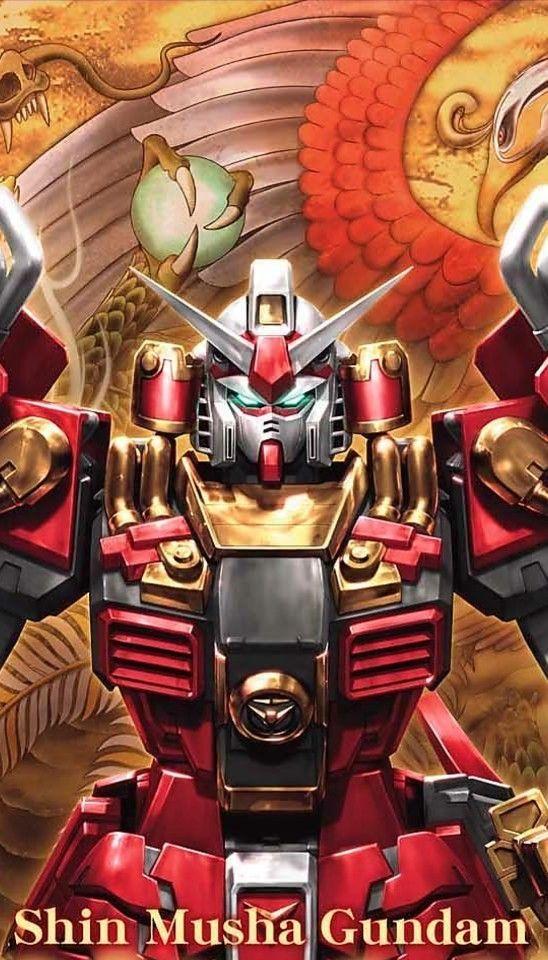 Pin By Thairandy On Phone Wallpapers Gundam Build Fighters Gundam Art Gundam