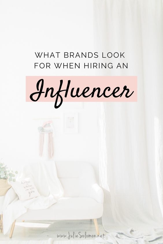 As an influencer, what's the best way to get attention from a brand I want to work with? What's the worst? | Find out how to work with brands when you don't have a big following. Influencer Marketing. Listen to the 70th Episode of The Influencer Podcast, with Ali Grant and Julie Solomon. #business #entrepreneur #podcast #marketing #influencer