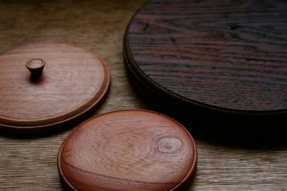 Wooden Tableware and Sundries at Manufact Jam 12