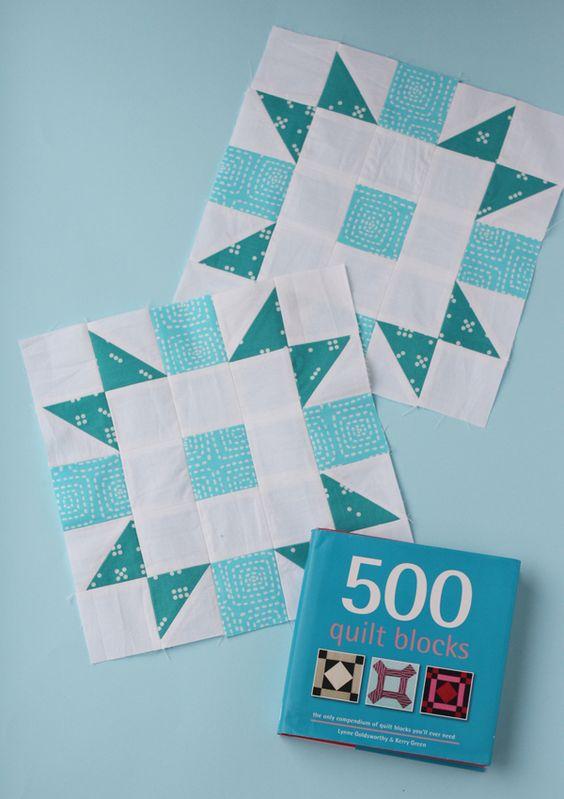 500 Quilt Blocks! // Michael Ann Made