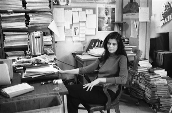 An essay about writing from home, and my obsession with the work rituals of other writers. By Karley Sciortino.  This essay was originally written for the current issue of one of my longtime favorite magazines, Apartamento. Above pic of Susan Sontag.  I have been working (and by working I mean w
