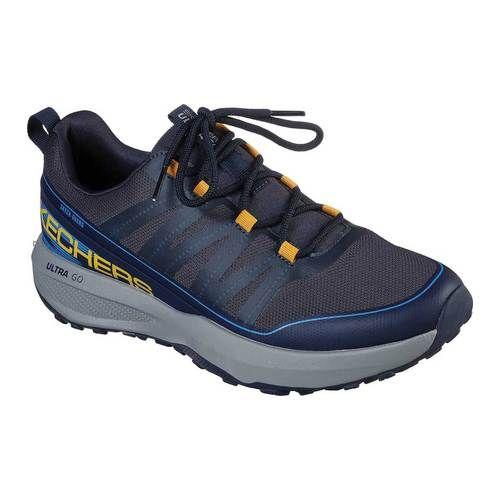 Men's Skechers GOtrail Jackrabbit Magnito Running Shoe in