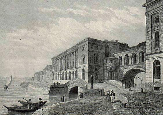Эрмитажный театр.1820-30-е гг.
