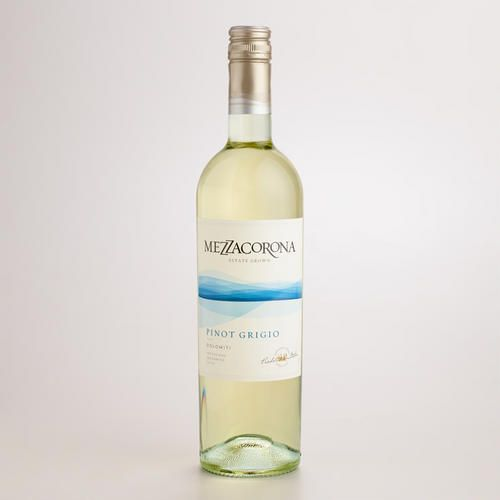 Elegant, flavorful and affordable, Mezzacorona Pinot Grigio is a refreshing everyday pour. A breezy bouquet of floral aromas followed by crisp fruit flavors makes Mezzacorona Pinot Grigio the perfect pairing with grilled shrimp and light fish dishes.