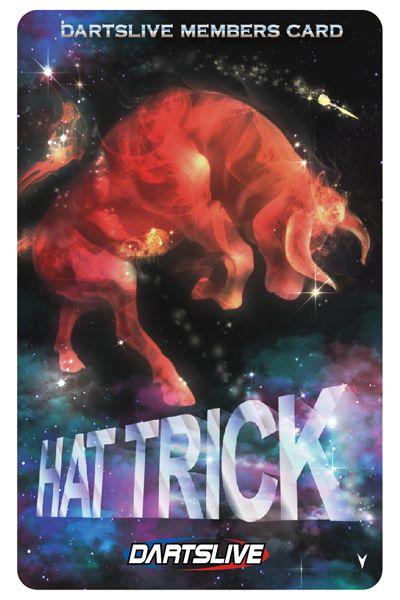 DARTSLIVE CARD #012 001