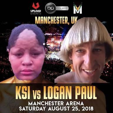 Ksi Vs Logan Paul Literally Ksi Vs Logan Logan Paul Vs