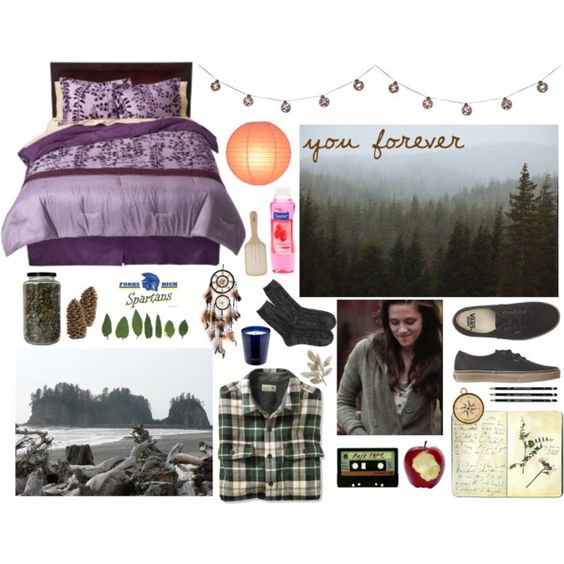 bella swan bedroom decor by keepsmiling184 on polyvore featuring