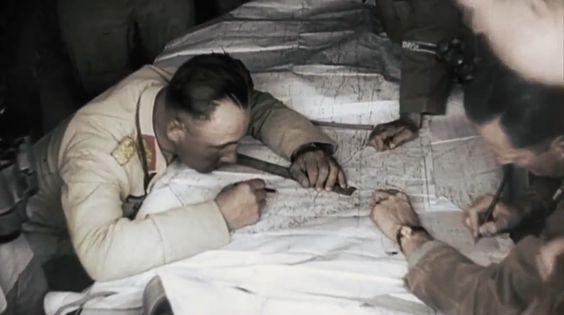 Wüstenfuchs Erwin Johannes Eugen Rommel