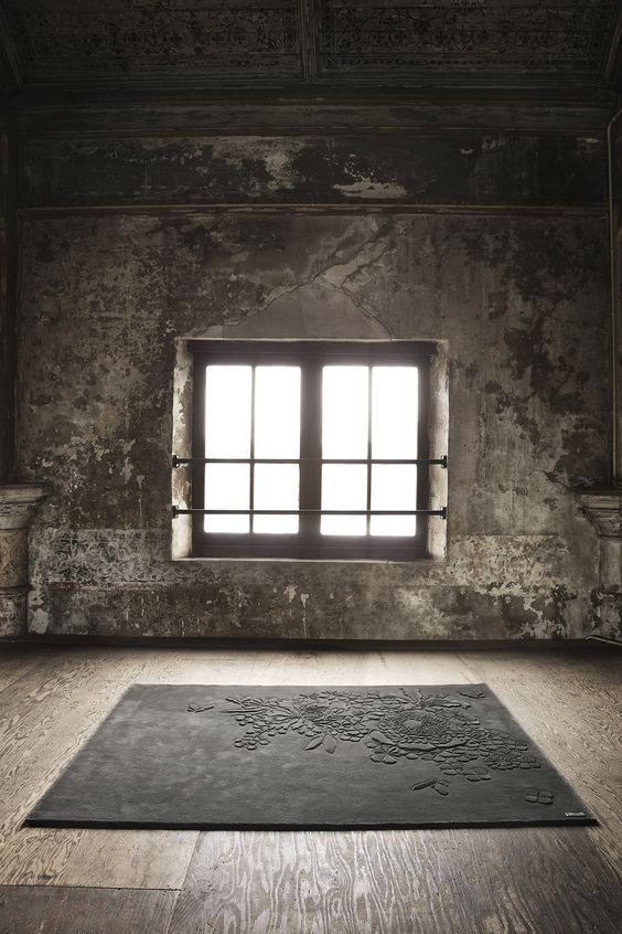 Extraordinary carpets from Christian Fischbacher. MONO