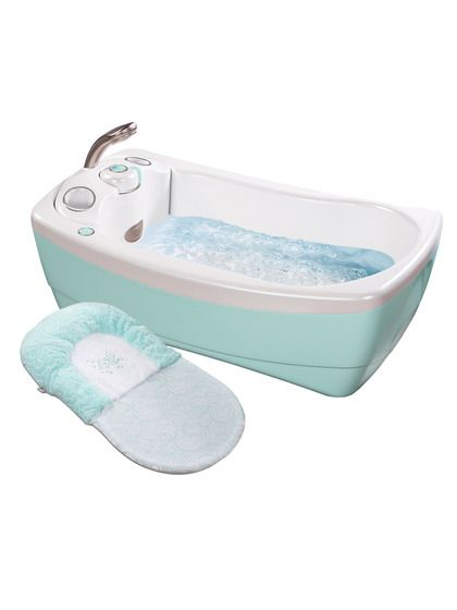 Fanciest Baby Bath Tub Ever Summer Infant Lil Luxuries