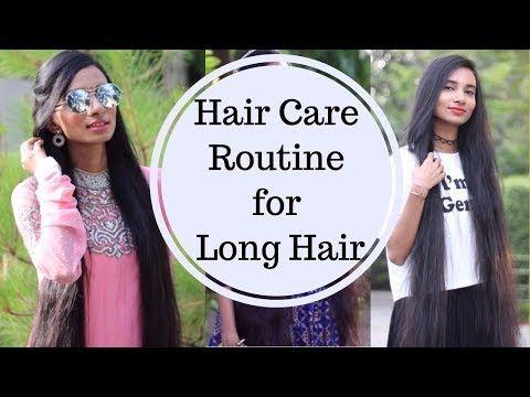 Indian Hair Care Routine For Long Healthy Hair Hair Growth Secrets Hindi Youtube Hair Care Routine Indian Hair Care Long Healthy Hair