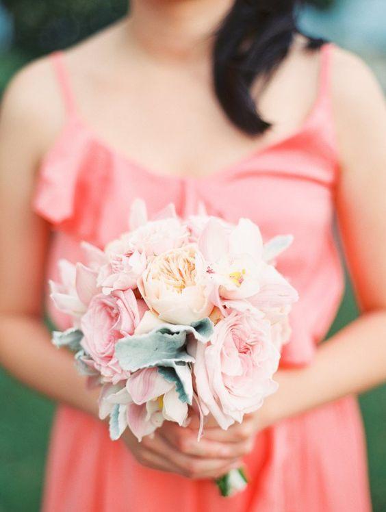 Wedding bouquet idea; Featured Photographer: Kina Wicks Photography