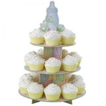 Accesorios para cocina y comedor - Wilton – Soporte para cupcakes -  http://tienda.casuarios.com/wilton-soporte-para-cupcakes-diseno-infantil/