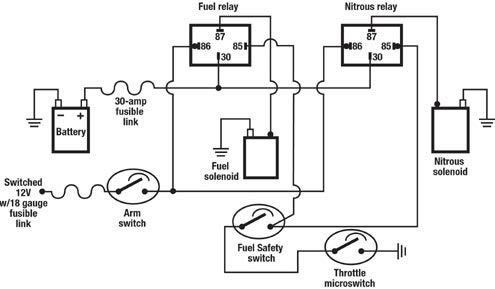 Automotive Wiring Diagram Electrical Diagram Automotive