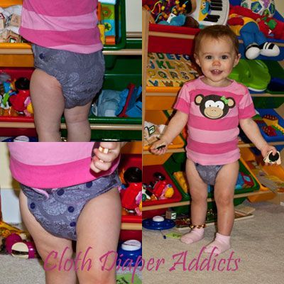 Butt-Ons Hybrid Fitted Diaper Review