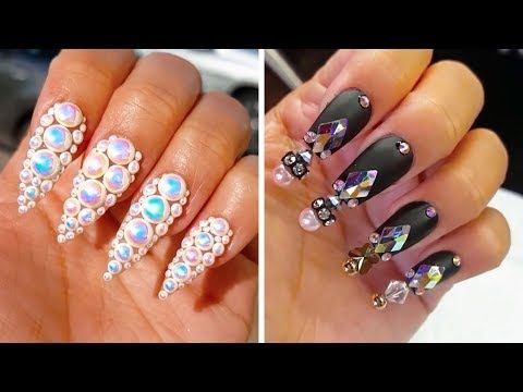 Acrylic Nail Tutorial How To Apply Acrylic For Beginners Nails