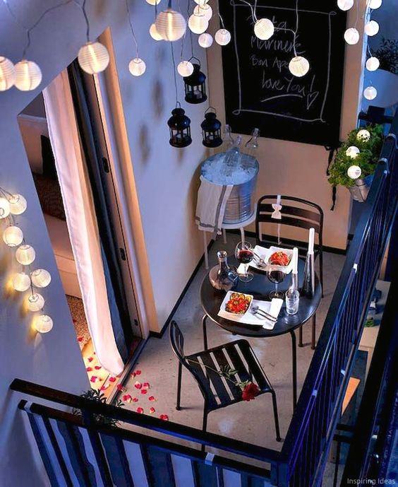 A Dreamy Balcony
