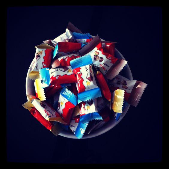 La calza della befana, chocolat, Kinder, Happy