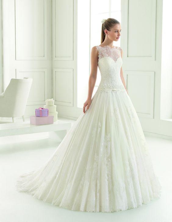 ELIXIR - Robe de mariée TWO BY ROSA CLARA 2016