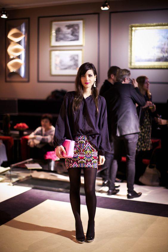 H&M Fashion Show - Le Blog de Betty
