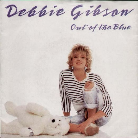Debbie Gibson-I idolized her!