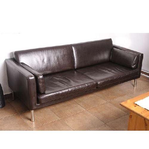 Wunderschone Ikea Leder Sofa Ikea Ledersofa Bewertungen Nobis