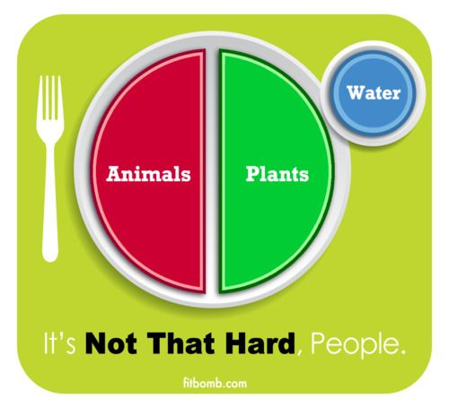 Hey, MyPlate: This is MY plate.  I like it. I may have to buy the t-shirt.