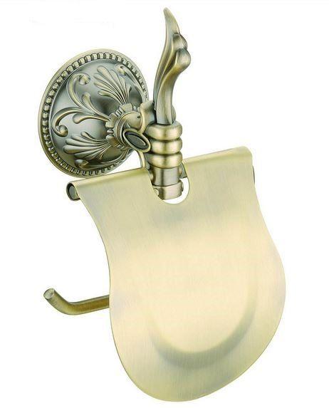Toilettenpapierhalter fürs Badezimmer im edlen von LecosseDesign, €55.90