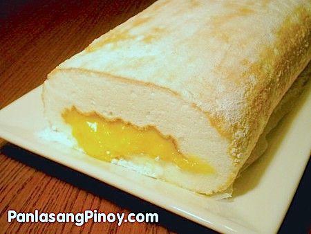 how to make brazo de mercedes cake