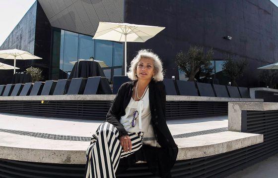 """Entrevista    Carme Pinós: """"Con una vida familiar no hubiera podido trabajar al 100%""""   EL PAÍS"""