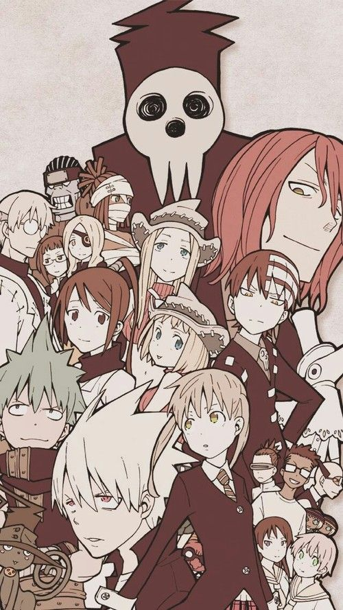 Souleater :3 uploaded by @otakutornado8 on We Heart It (With images) |  Anime soul, Soul eater, Anime