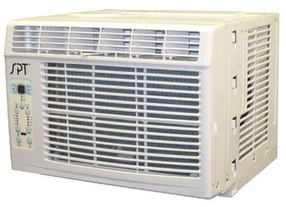 6000 BTU Energy Star Window Air Conditioner with Remote