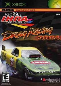 IHRA Drag Racing 2004 - Xbox Game