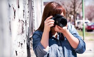 Groupon - Three-Hour Photography Workshop for One or Two from The Workshoppe (Up to 62% Off) in Balboa Park. Groupon deal price: $39