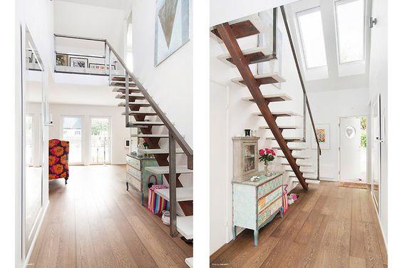 bilder hall home interiors stairs forward bilder hall trappa vitt ...