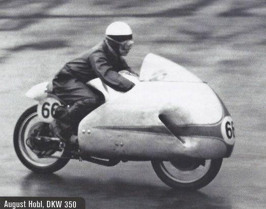 August Hobl Dkw 350 Vintage Motorcycles Motorcycle Retro