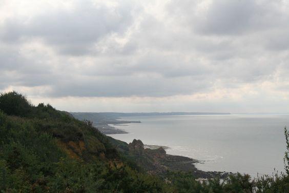 Rutas Mar & Mon: Viaje en coche por Francia, Castillos de Loira, Bretaña y Normandía (5ª Parte)Longues Sur Mer #LonguesSurMer #bretagne #normandia #france