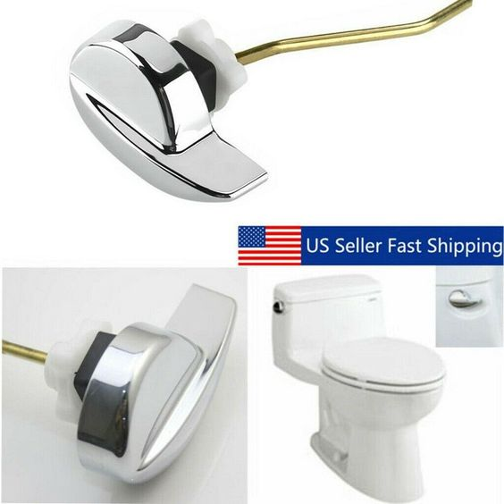 Details About New Angle Fitting Side Mount Toilet Lever Handle For Toto Kohler Toilet Tank Toilet Tank Toto Toilet