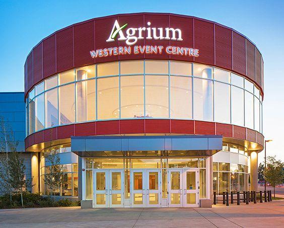 Agrium Western Event Centre Entrance Event Center Event Room Event