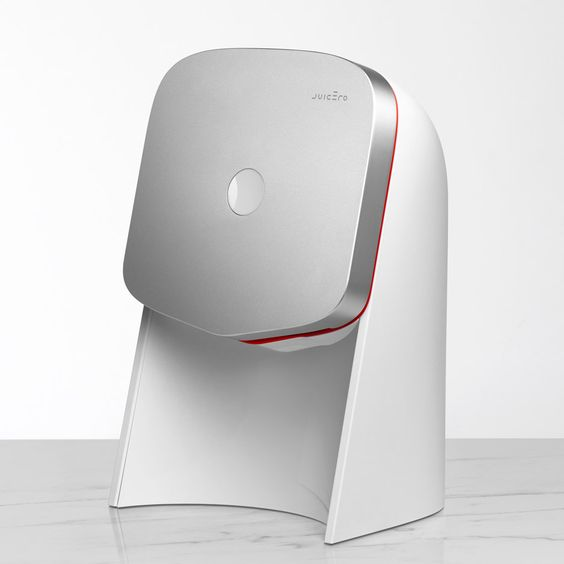 Yves Behar has partnered with San Francisco startup Juicero to design a Wi-Fi-enabled home juicer that uses pre-packaged sachets of fruit and vegetables